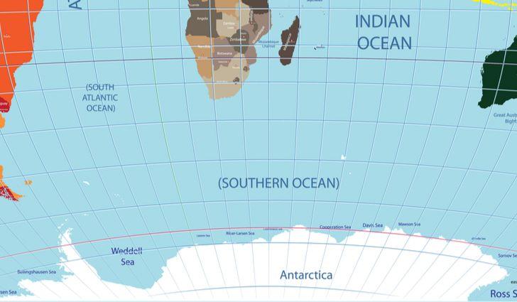 A Antártida Tem Fusos Horários?