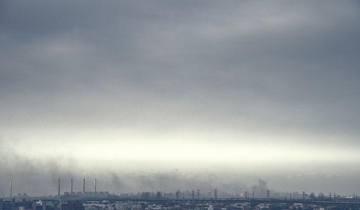 Maiores Contribuintes para o Aquecimento Global no Mundo por País