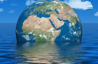 A Terra Será Afogada Por Uma Enorme Enchente Global?