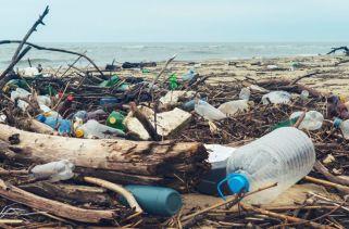 Países que Colocam mais Resíduos de Plástico nos Oceanos