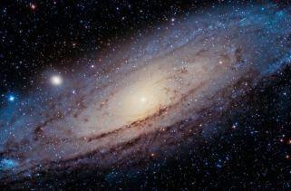 O Que é a Galáxia De Andrômeda?