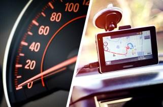 Velocímetro vs GPS: cuja leitura de velocidade é mais precisa?