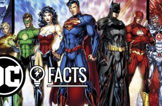 30 fatos sobre a DC Comics