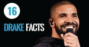 16 Fatos sobre Drizzy Drake