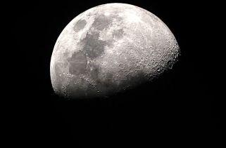 A Lua Tem Gravidade?