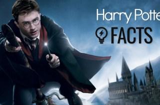 """20 fatos mágicos de """"Harry Potter"""""""