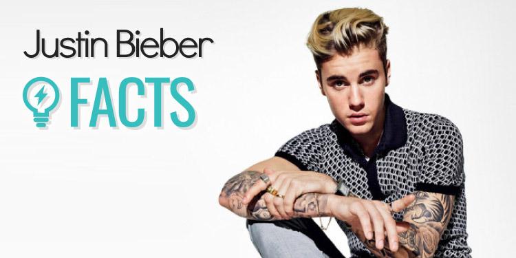 28 fatos sobre Justin Bieber