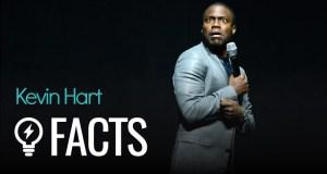 Kevin Hart: 23 fatos sobre o gênio cômico