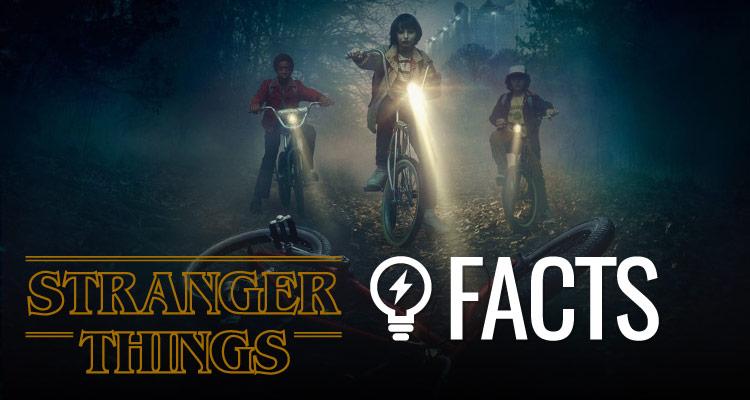 32 fatos interessantes sobre Stranger Things