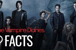 25 fatos sobre 'The Vampire Diaries'