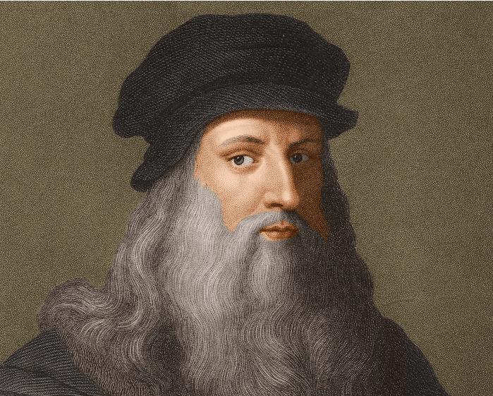 5 fatos fascinantes sobre Leonardo da Vinci
