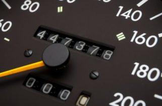 As leituras do odômetro atrapalham quando pneus de tamanhos diferentes são usados?