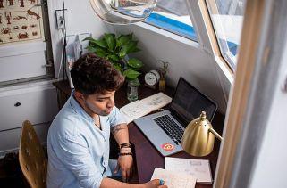 10 Maneiras De Criar Um Espaço De Trabalho Inspirador Em Casa