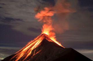 Por que os Vulcões entram em Erupção?