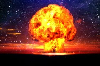 Qual foi a explosão mais mortal do universo?