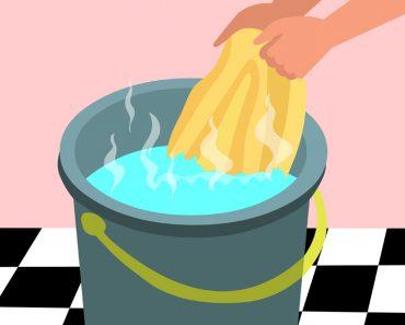 Por que algumas manchas devem ser lavadas em água fria e outras em água quente?