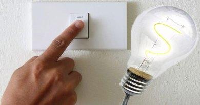 Energia elétrica : 10 dicas para economizar