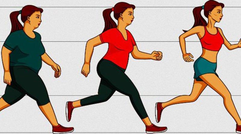 Exercício para queimar gordura
