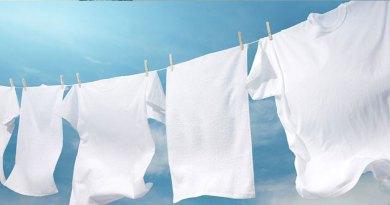 6 soluções para tirar manchas amarelas das roupas