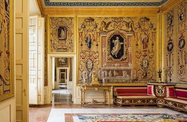 Palacio de Los Bourbons - Monasterio de El Escorial