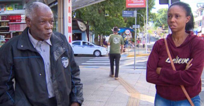 Racismo idoso é acusado de furto em hospital e esposa internada morre depois de gritar por ajuda