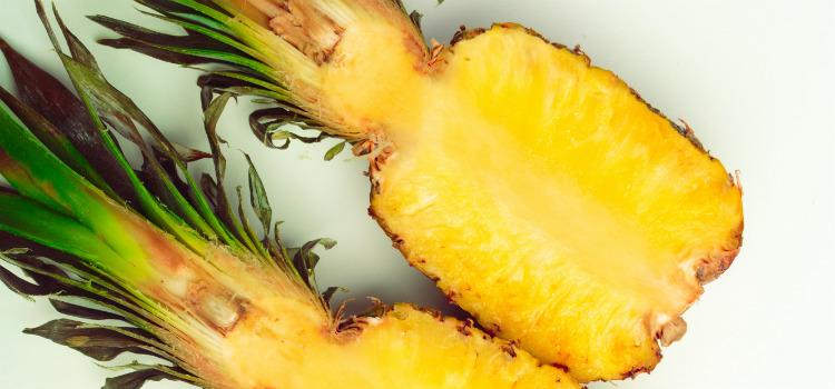 frutas que engordam abacaxi