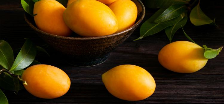 frutas que engordam manga