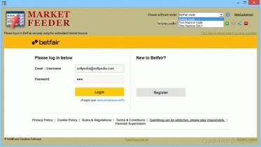 Marketfeeder SALA VIP TIPS - Corrida de galgos com Hikaro Wolk