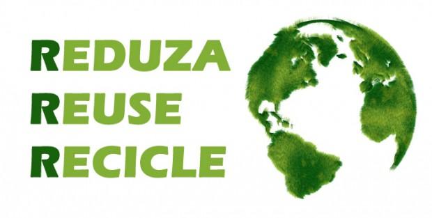 Reduza, Reuse, Recicle
