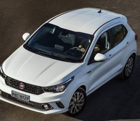 Financiamento do Fiat Argo