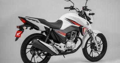 Simular Financiamento da Honda CG 160