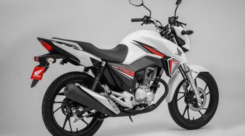 Simular Financiamento da Honda CG 160