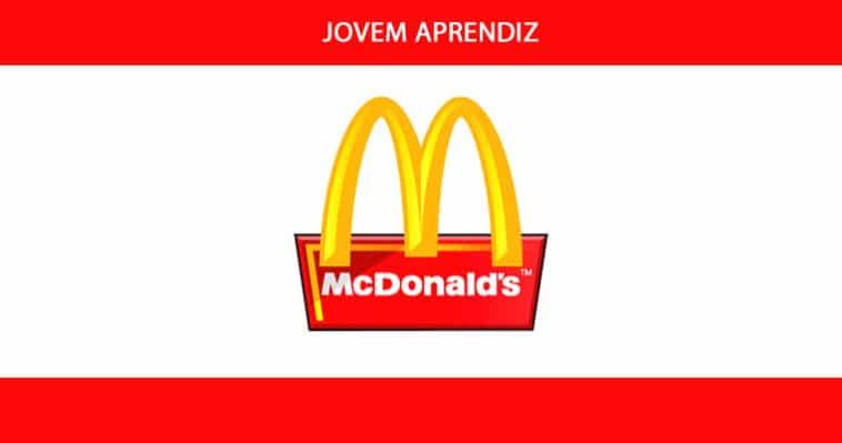 3c91803b57e Programa Jovem Aprendiz McDonald s - Dicazine