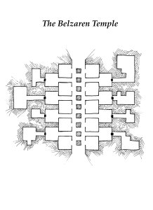 dungeon maps RPG