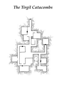 dungeon map