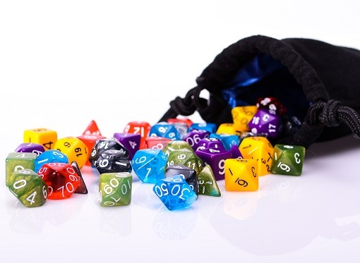 RPG Tools and Dice
