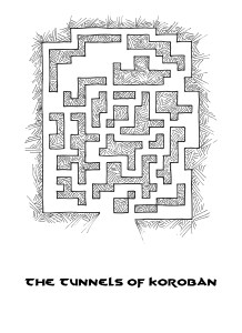 The Tunnels of Koroban