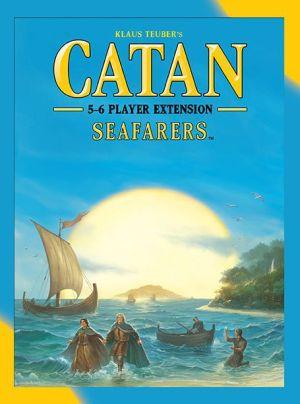 Catan: Seafarers - 5-6 Player Extension