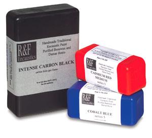 R&F Encaustic Paints