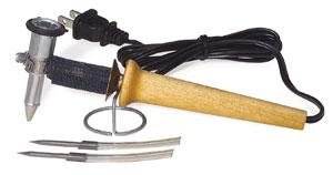 heat pen for encaustic