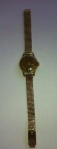 horlogevoor