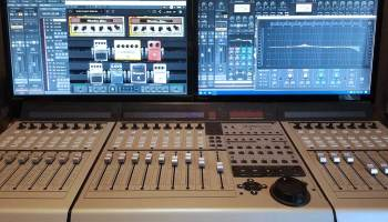 Demo - Fractal Audio Axe FX 3 w/ Ibanez Prestige 5120M - DICKIE