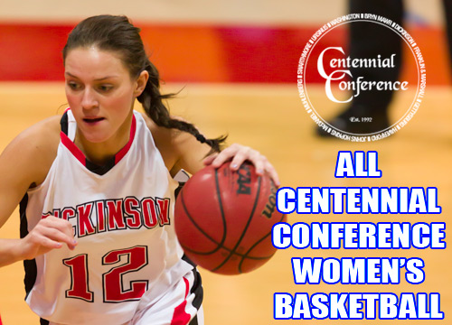 Mekic Named to All-Centennial Conference Women's ...