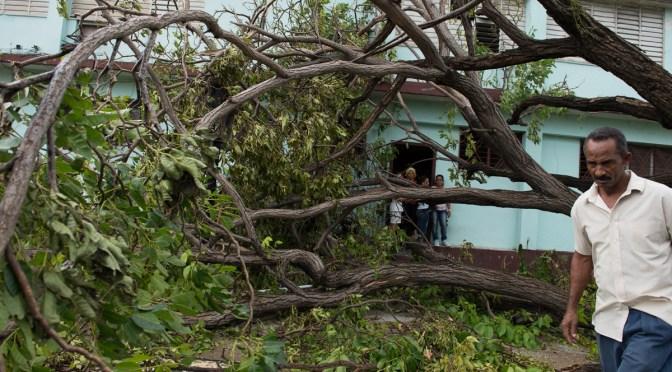 Cuba: Hurricane Sandy