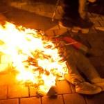 Burning Effigy, Quito