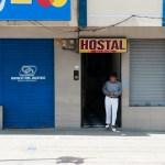 Hostal, Los Andes