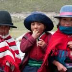 Three Girls, Chinchero