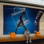 Printemps, Metro