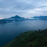 Volcano, Lake Atitlan