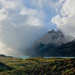 Ray of Light, Torres del Paine, Chile